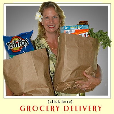 Grocery Delivery, Gift Baskets, Flowers, and Gifts Delivered on Maui | www.DemmingsDelivery.com
