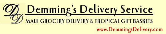 Home Demming's Delivery Service